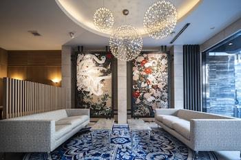 KYOTO SHIJO TAKAKURA HOTEL GRANDEREVERIE Lobby Sitting Area