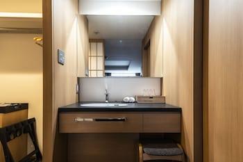 KYOTO SHIJO TAKAKURA HOTEL GRANDEREVERIE Bathroom Sink
