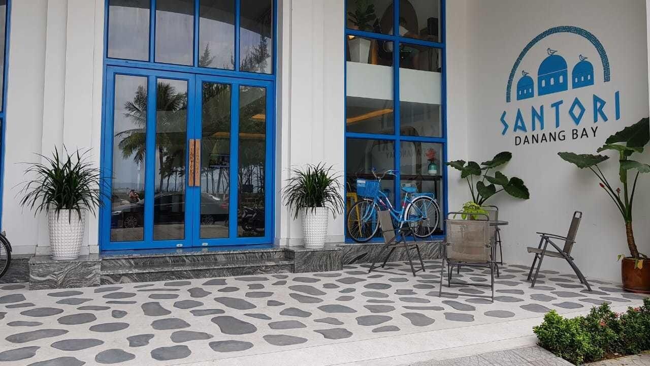 Santori Hotel Danang Bay, Thanh Khê
