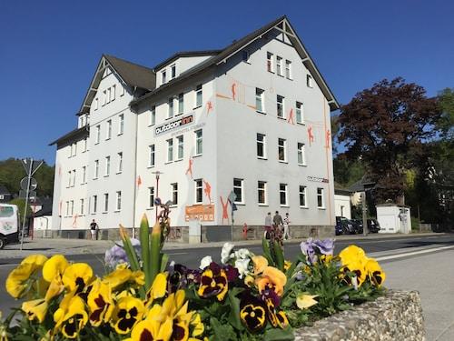. Outdoor Inn Sporthotel Steinach