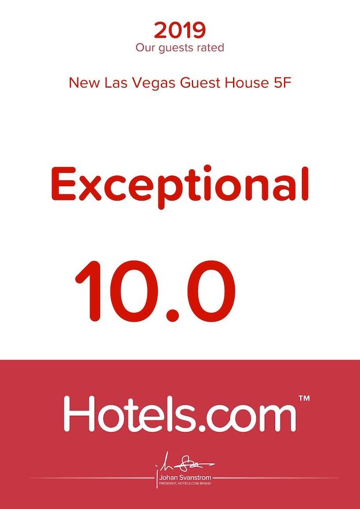 New Las Vegas Guest House 5F