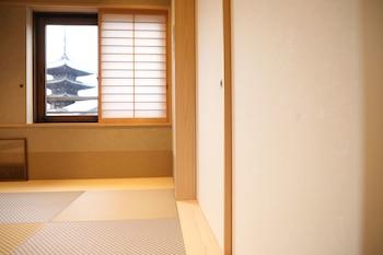CAMPTON KIYOMIZU View from Room