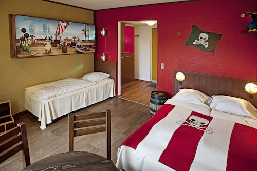 LEGOLAND Pirates' Inn Motel, Billund