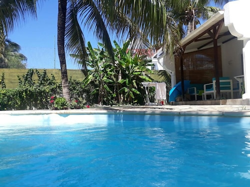 Villa With 3 Bedrooms in Blue Bay, With Private Pool, Enclosed Garden