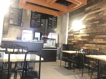 KRISHATEL LEISURE INN Restaurant