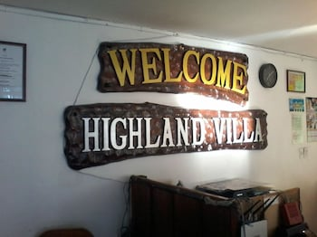 HIGHLAND VILLA HOTEL AND RESTO Interior Detail