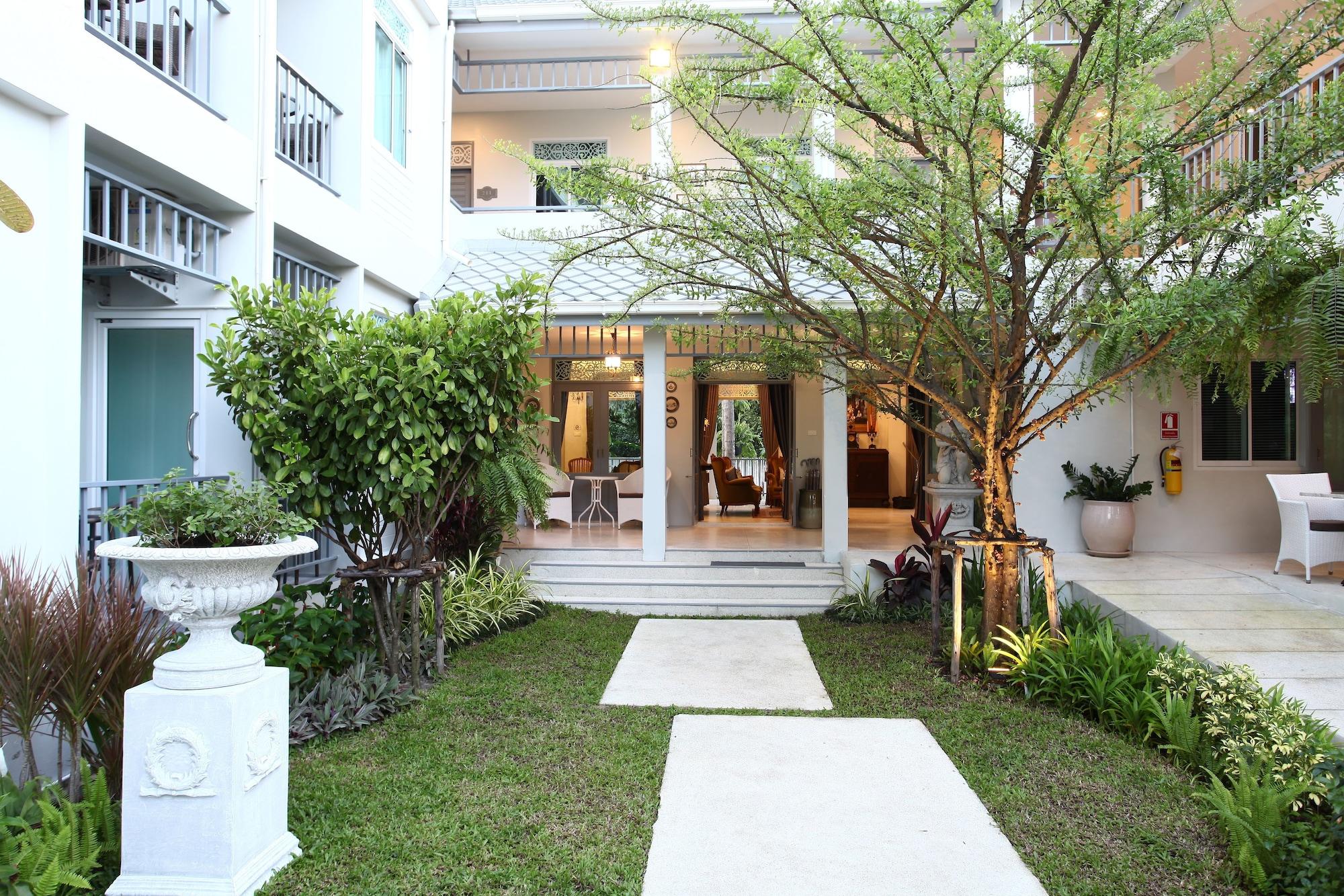 Villa Amphawa, Bang Khon Ti