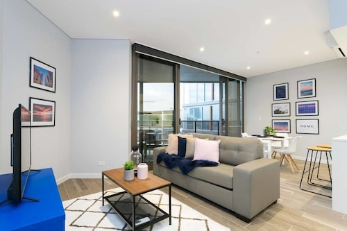 Boutique Apartment in Olympic Park, Auburn