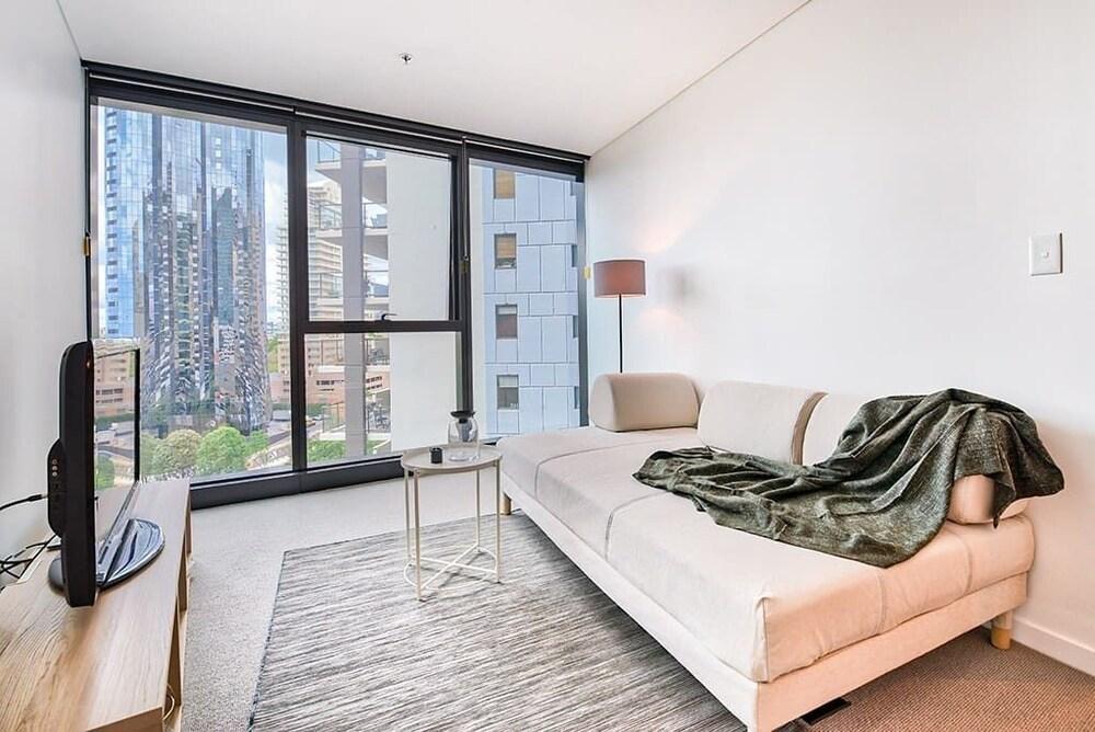 Designer CBD Apartment
