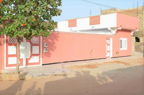 Apartment With one Bedroom in M'bour, With Pool Access, Enclosed Garde, Mbour