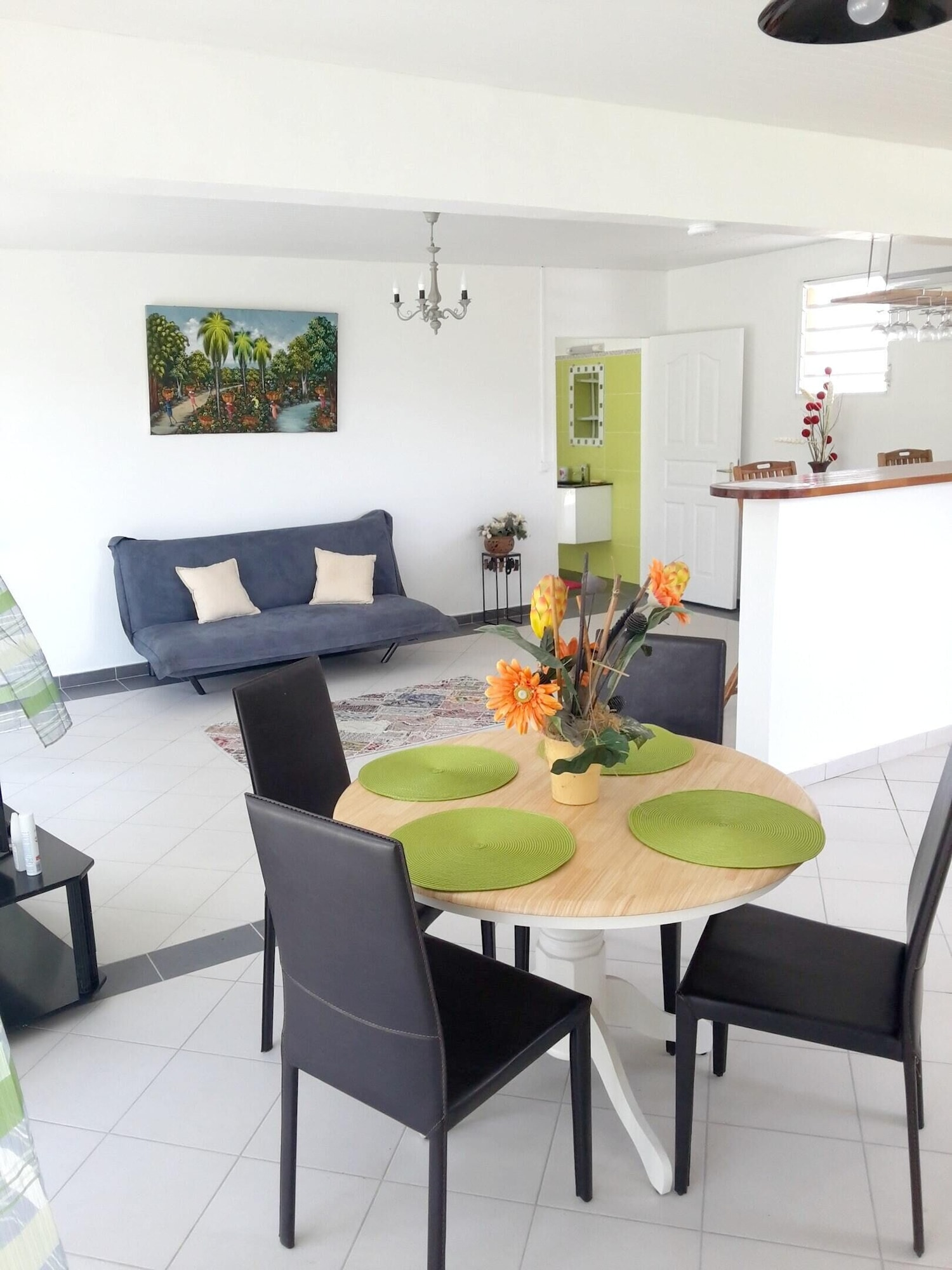 House With one Bedroom in Les Trois-îlets, With Pool Access, Enclosed, Les Trois-Îlets