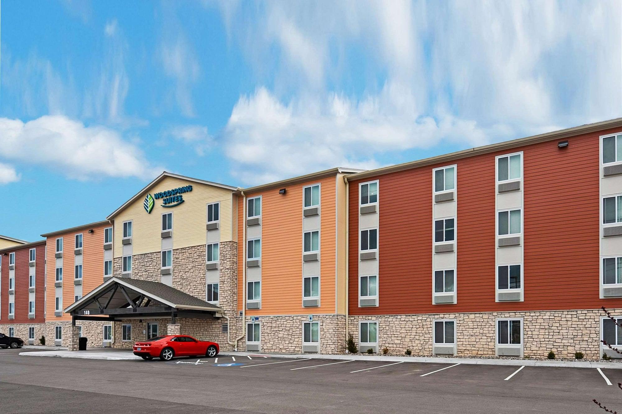WoodSpring Suites Reno Sparks, Washoe