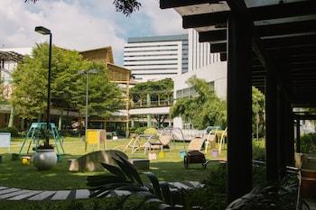 SEDA AYALA CENTER CEBU Childrens Play Area - Outdoor