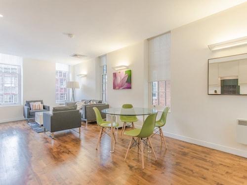 LCS Liverpool Street Apartments, London