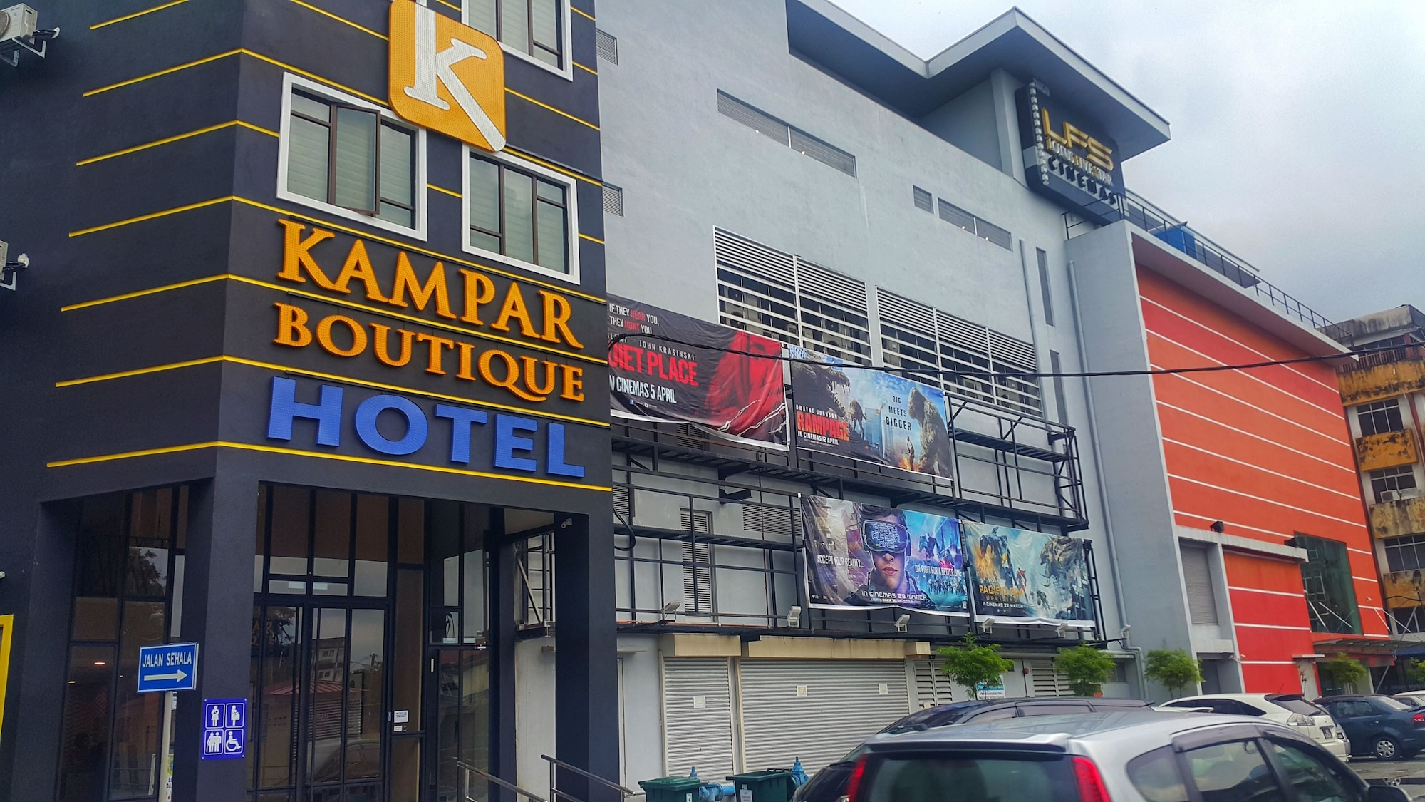 Kampar Boutique Hotel, Kinta