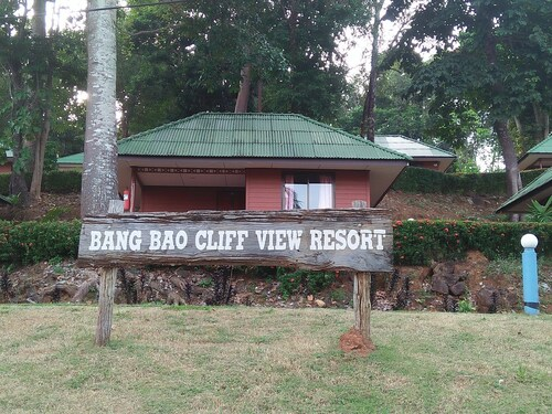 Cliffview Resort, K. Ko Chang