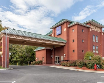 Hotel - Sleep Inn & Suites Upper Marlboro near Andrews AFB