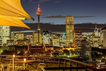 雪梨帕茲角中央公寓飯店 Sydney Potts Point Central Apartment Hotel