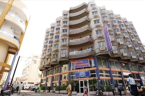 Hotel Faidherbe, Dakar