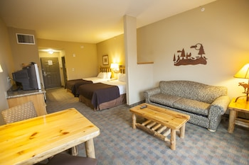 Family Suite - Water Park Included