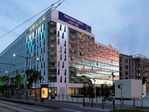 . Novotel Suites Marseille Centre Euromed