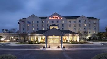 北奧斯丁希爾頓花園飯店 Hilton Garden Inn Austin North
