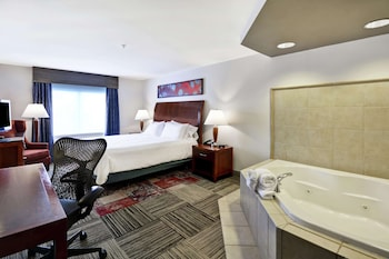 Room, 1 King Bed, Accessible, Jetted Tub