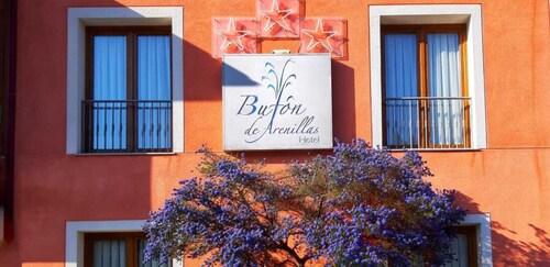 . Hotel Bufón de Arenillas