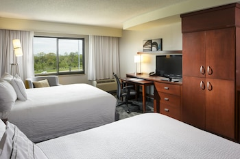 Jackson Vacations - Courtyard by Marriott Jackson - Property Image 1