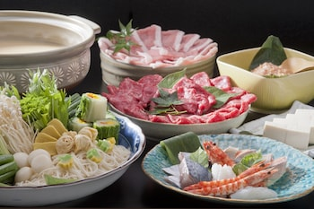 MATSUI BEKKAN HANAKANZASHI Food and Drink