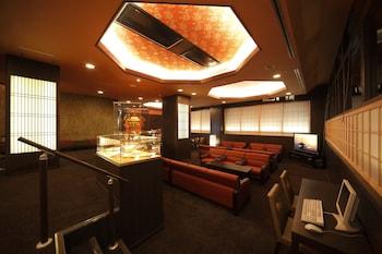 MATSUI BEKKAN HANAKANZASHI Lobby Sitting Area