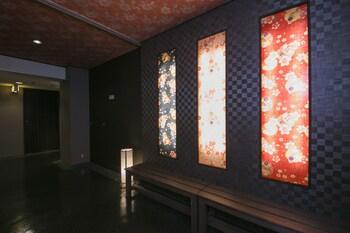 MATSUI BEKKAN HANAKANZASHI Interior Detail