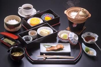 MATSUI BEKKAN HANAKANZASHI Breakfast Meal