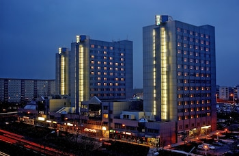 東柏林城市飯店 City Hotel Berlin East