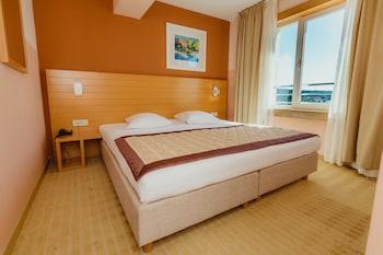 Panoramic Tek Büyük Yataklı Oda, Balkon, Deniz Manzaralı