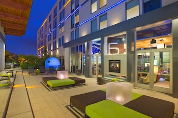 Hotel - Aloft Portland Airport at Cascade Station