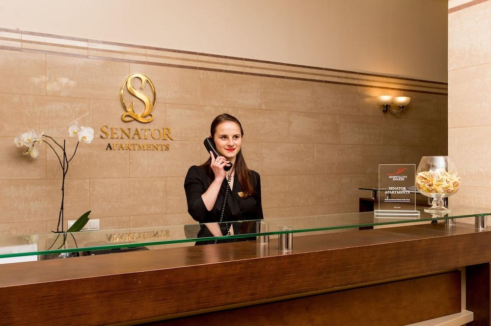 Отель Senator City Center