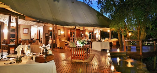 . Hamiltons Tented Camp