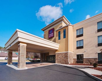 Hotel - Comfort Suites Salem-Roanoke I-81