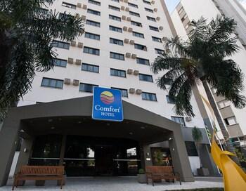 戈亞尼亞凱富飯店 Comfort Hotel Goiania