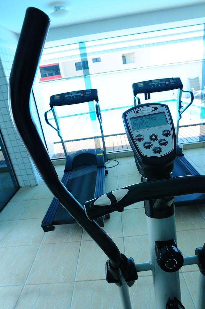 인터시티 나타우(Intercity Natal) Hotel Image 39 - Fitness Facility