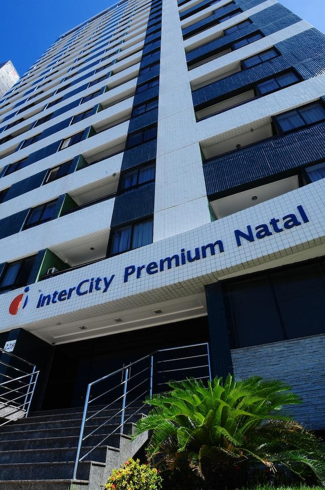 인터시티 나타우(Intercity Natal) Hotel Image 29 - Exterior