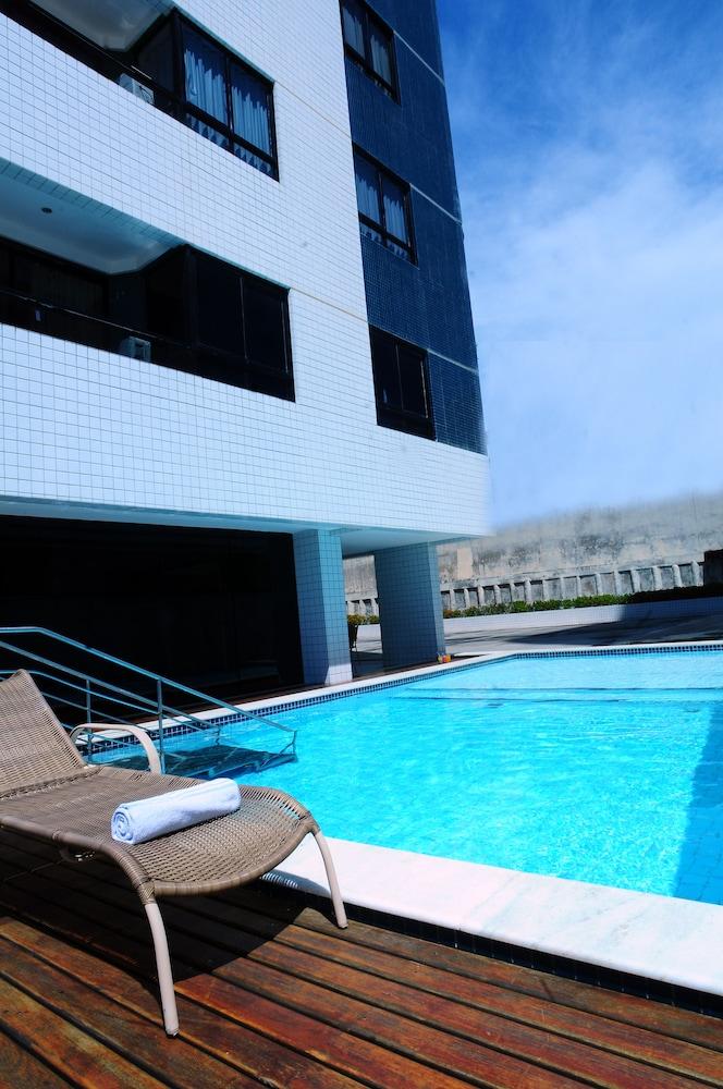 인터시티 나타우(Intercity Natal) Hotel Image 8 - Pool