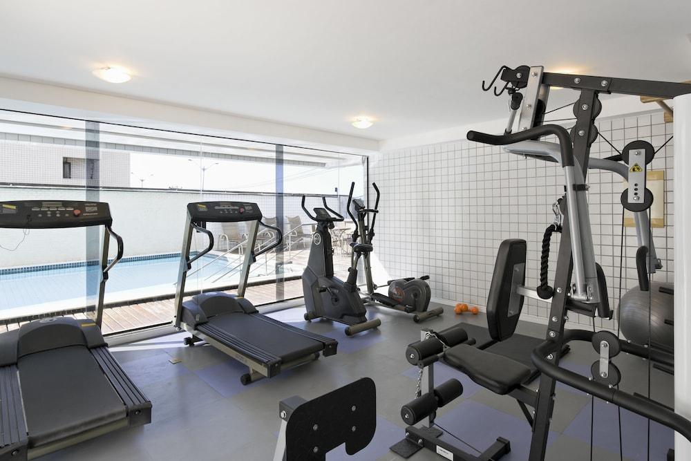 인터시티 나타우(Intercity Natal) Hotel Image 41 - Fitness Facility