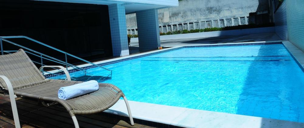 인터시티 나타우(Intercity Natal) Hotel Image 9 - Pool
