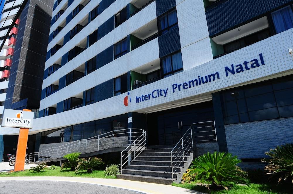 인터시티 나타우(Intercity Natal) Hotel Image 55 - Exterior