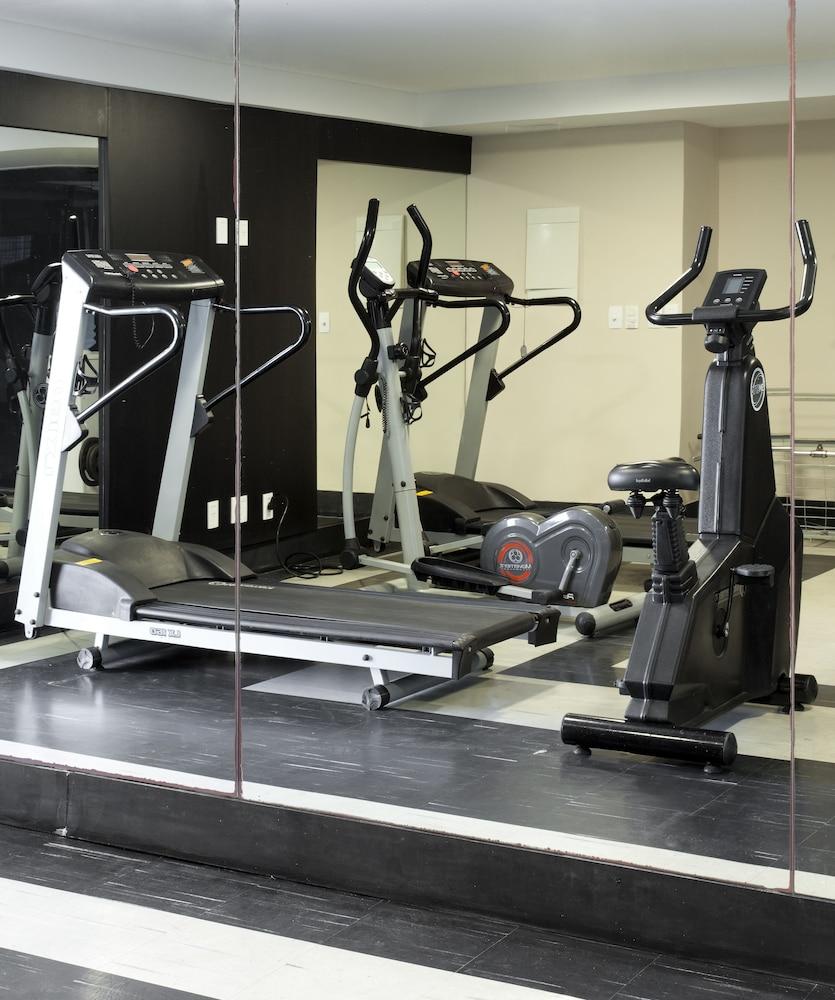 인터시티 나타우(Intercity Natal) Hotel Image 43 - Fitness Facility