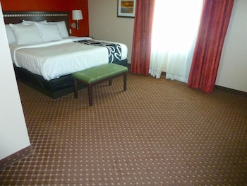 Suite, 1 King Bed with Sofa bed, Non Smoking, Jetted Tub
