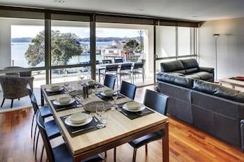 Paihia Sails – Three Bedroom Premium Suite (Located in different building)