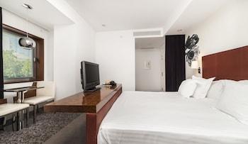 Standard Tek Büyük Yataklı Oda, Manzara